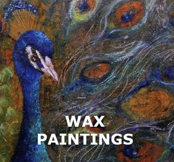 Wax Paintings