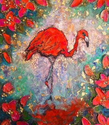 Flamingo Bloom3-1